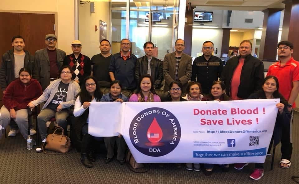 24th Blood Drive in Lubbock, TX on Jan-25-2020 (NSL Day Celebration)