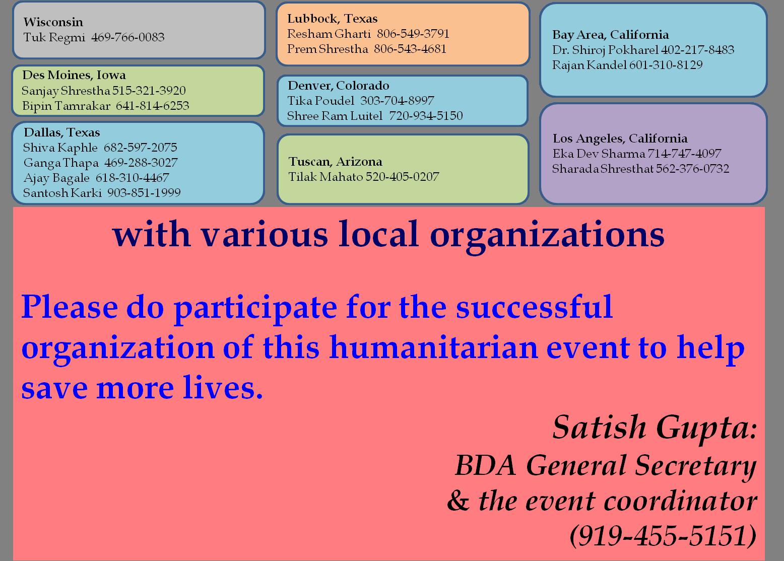 Synchronized Blood Donation Program, Sep-26-2020